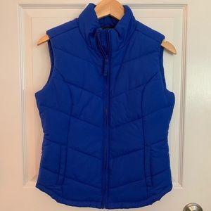 Aeropostale puffer vest size S/P